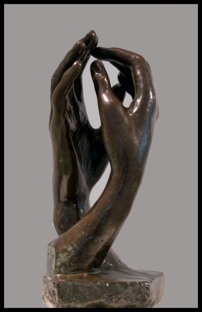 Rodin - Cathedrale
