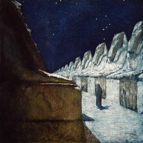 Frantizek Kupka - La voie du silence