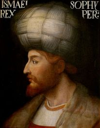 Shah Ismail I - fondateur de la dynastie des Safavides