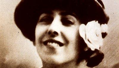 Catherine Pozzi (13 juillet 1882-3 décembre1934)