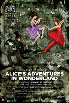 Alice in wonderland DVD