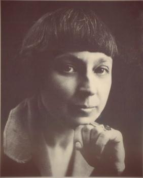 Marina Tsvetaïeva en 1925