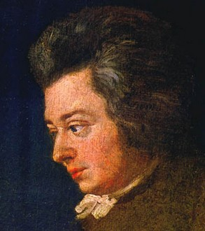 Mozart par Lange