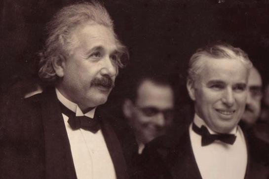 Einstein & Chaplin