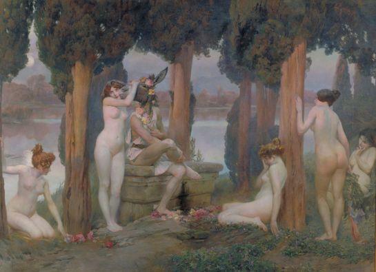 Paul Gervais - Folie de Titania - 1897 (Songe d'une nuit d'été)