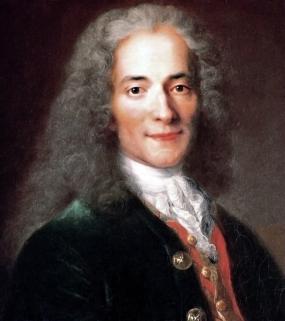 Portrait de Voltaire (1694-1778) – Musée Carnavalet – Atelier de Nicolas de Largillière